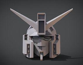 Psyco Gundam Head 3D print model