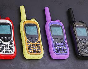3D asset Cellphone - Fine and Broken Mobile Phone