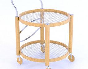 EMU Cetra trolley 6407 3D model
