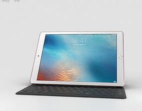 pc Apple iPad Pro 9-7-inch Rose Gold 3D