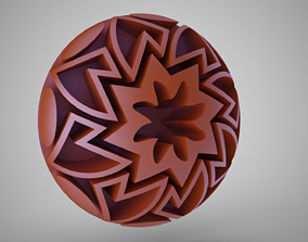 Sconce Ornament 3D print model