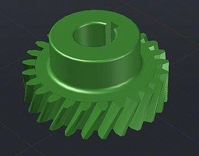 3D print model GEARS