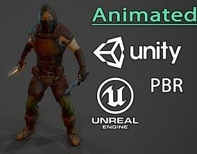 3D model Character Rogue