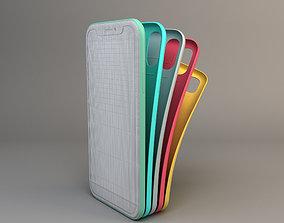 iPhone case 3D model