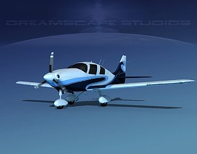 Cessna 400 TTx V08 3D animated