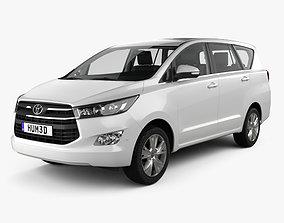 Toyota Innova with HQ interior 2016 3D