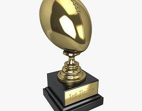 sport Football Trophy 3D