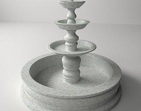 Fountain spring 3D