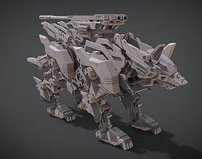 3D print model Konig wolf HA