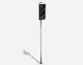 Street Asset - Traffic Light realtime