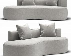 3D Marseille Petite Sofa