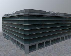 Moscow Novotel Sheremetevo 3D model
