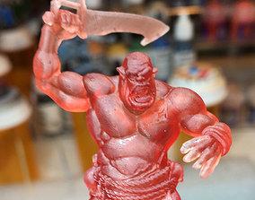 Ogr model figurines