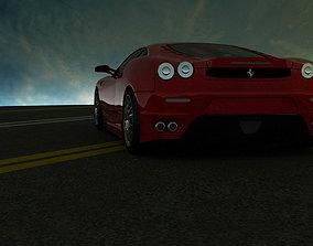3D Ferrari F430