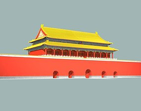 The Tiananmen Gate 3D