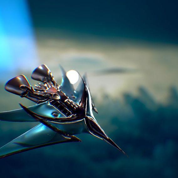 Diving Shuttle