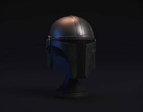 The Mandalorian - bounty hunter - Head Trophy - 1