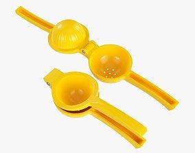 Lemon squeezer juicer 3D