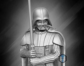 3D printable model Darth Vader Figurine - Unforgiving