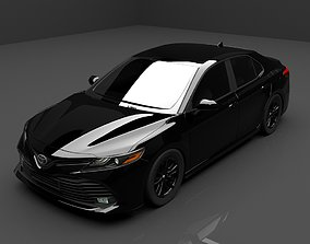 2019 Toyota Camry 3D