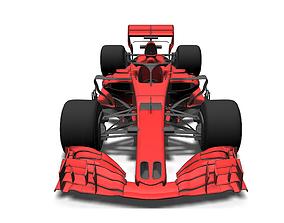 f1 2019 car other 3D model