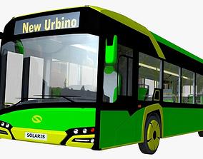 3D model Solaris Urbino