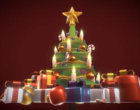Christmas Tree - Proto Series 3D asset