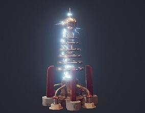 3D Tesla Coil