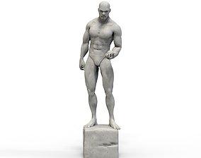 3D printable model The Man Sculpture