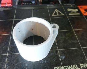shower blower 2 3D printable model