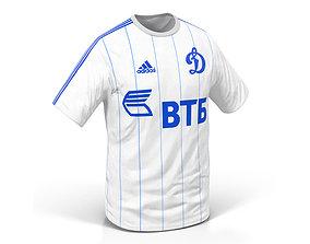 3D T-Shirt Dynamo