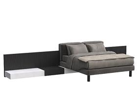3D asset CLIFF-Meridian-bed