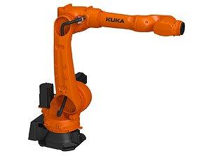 Kuka KR Iontec Industrial Robot 3D