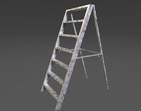 gamereadyprops 3D Ladder