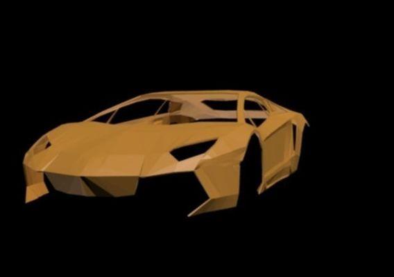 Lamborghiny Aventador