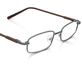 sunglass 3D printable model Eyeglass for Men