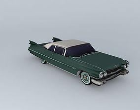 3D model green cady