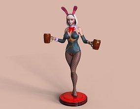 3D printable model Bunny - Nadare San