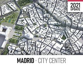 3D model realtime Madrid