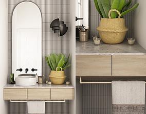 3D model Bathroom 30