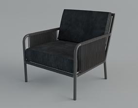 3D asset Morocco Lounge