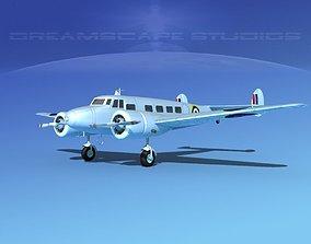 Lockheed C-37 Royal Air Force 3D
