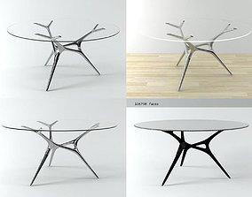 E-Volved table 3D model