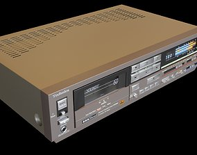 3D Tape Deck Stereo