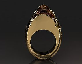 3D print model Ring cranium 011
