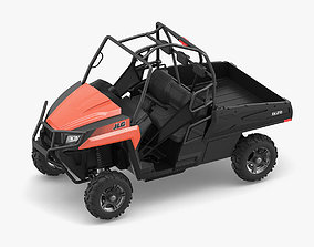 JLG 315G Utility Vehicle 3D