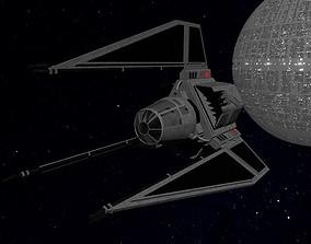 STAR WARS - TIE PHANTOM 3D model