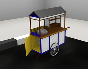 Cart Simple 3D
