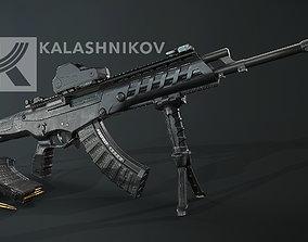 AK ALFA 3D model