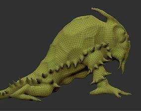 3D Creature - Crawl